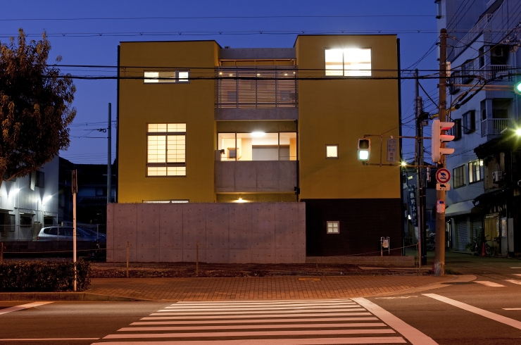 東成区T邸
