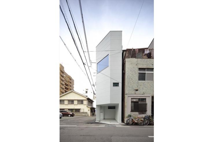 上本町の家