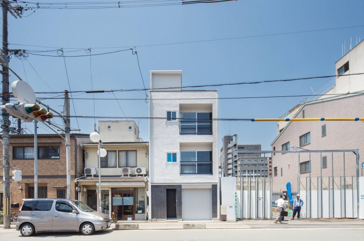 東九条の家